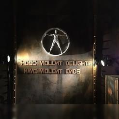Télécharger fichier 3D Vitruvian Host (Westworld), fhuable