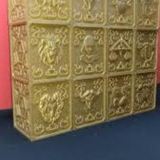images (8).jpg Télécharger fichier STL gratuit saint seiya caballeros del zodiaco pandora box x12 • Plan pour imprimante 3D, shacomieron9