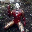 Download free 3D print files ironman end game i am ironman ironman, shacomieron9