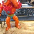 Free 3D print files He-Man Beast Man Arm Band Repair Nub, SlendoBendo