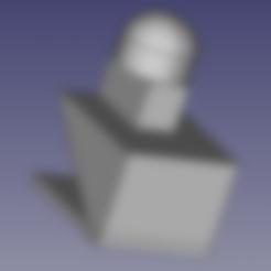beast_man_arm_band_nub.stl Download free STL file He-Man Beast Man Arm Band Repair Nub • 3D printable object, SlendoBendo