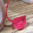 closeup.jpg Download free STL file He-Man Beast Man Arm Band Repair Nub • 3D printable object, SlendoBendo