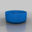 Télécharger plan imprimante 3D gatuit CACHE VOLANT ALLUMAGE MOTOBECANE MOBYLETTE 85 - 88, 3DKit