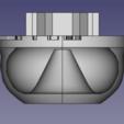 Télécharger modèle 3D gratuit Patin antivibration pour EZT3D T1 , 3DKit