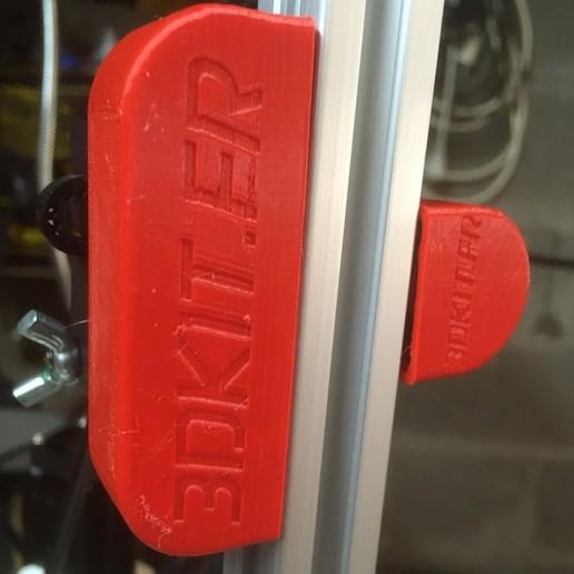 Télécharger fichier imprimante 3D gratuit Protection roulette EZT3D & Sinis, 3DKit
