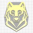 Télécharger fichier STL gratuit WOLF • Plan pour impression 3D, jorgekampillero