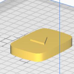 Télécharger fichier STL PLAQUE D'IMMATRICULATION • Design pour imprimante 3D, jorgekampillero