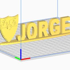 Download free 3D print files SEVILLA F.C. JORGE, jorgekampillero