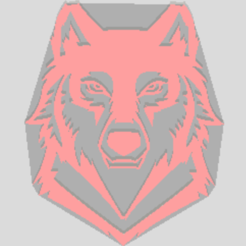 Download free 3D printer files WOLF, jorgekampillero