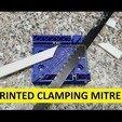 001.jpg Download free STL file CLAMPING MITRE BOX • Design to 3D print, CNCEVOLUTION