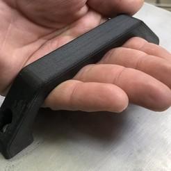 Download 3D printer designs Universal handle, Aprilis