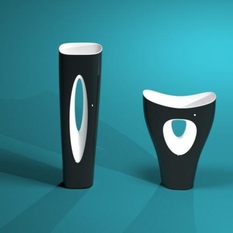 Download free 3D printer designs Vase, Aprilis