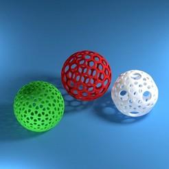Download 3D printer designs Ball Cat toy, Aprilis