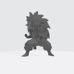 Download STL files Gotenks, frandand