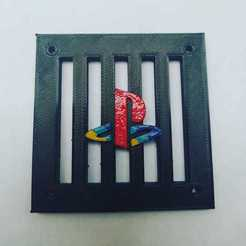 d84eb9ef-2ee7-4ce5-9e50-90e4dd7e8c30.jpg Download STL file PLAY STATION 4 VENTILATION GRID (PS4) • 3D printable model, rob950406