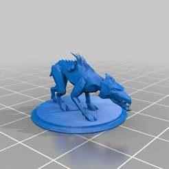 Descargar Modelos 3D para imprimir gratis Perro espacial, Sicarius