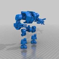 Descargar modelos 3D gratis Caminante de la tumba de Kraken, Sicarius