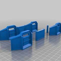Download free 3D printer model Battle defense line, Sicarius