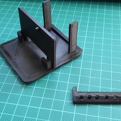 """20200518_191532[1].jpg Télécharger fichier STL Porte pour Nucléi de fécondation Mini Plus """"Stehr"""" • Objet pour impression 3D, peron84"""