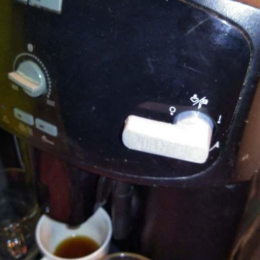 2019-09-08_22.47.01.jpg Download free STL file Delonghi Satrap coffee machine steam valve knob/arm • 3D print object, xmas75