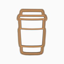 Télécharger fichier STL STARBUCKS COUPE-BISCUITS EN VERRE À CAFÉ • Modèle pour imprimante 3D, KDASH