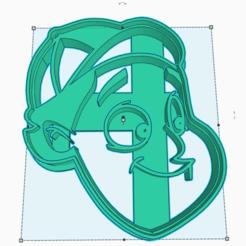 Descargar modelos 3D CORTADOR DE GALLETAS KIKO, KDASH