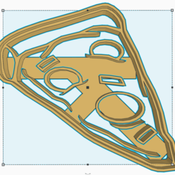 3D printer models PIZZA COOKIE CUTTER, KDASH