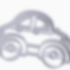 Download 3D printing designs CUTTING OF COOKIES IN THE FORM OF VEHICLE, KDASH