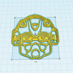 Download STL  TRANSFORMER BUMBLEBEE COOKIE CUTTER, KDASH