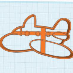 Télécharger fichier impression 3D AVION EMPORTE-PIÈCE AVION, KDASH