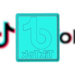 Swanky Jofo.png Télécharger fichier STL TIK TOK COOKIE CUTTER • Design à imprimer en 3D, KDASH