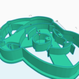 3D printer models KIKO COOKIE CUTTER, KDASH
