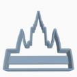 Télécharger fichier impression 3D CHÂTEAU DE TAILLE POUR BISCUITS, KDASH