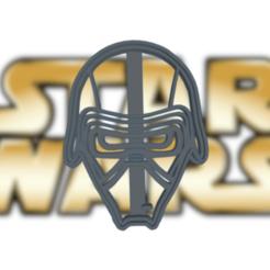 Smashing Gogo (1).png Download STL file STAR WARS,KYLO REN COOKIE CUTTER • Model to 3D print, KDASH