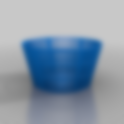Download free 3D printing designs Basket Cheese Mold, countingendlessrepetition