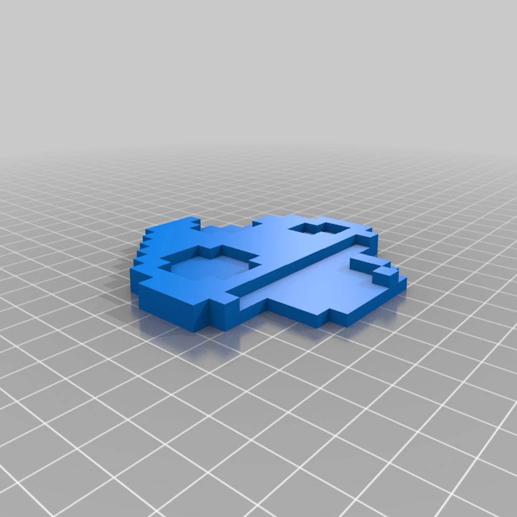 Mario_Mushroom_orange.png Download free STL file Mario Mushroom • Template to 3D print, countingendlessrepetition