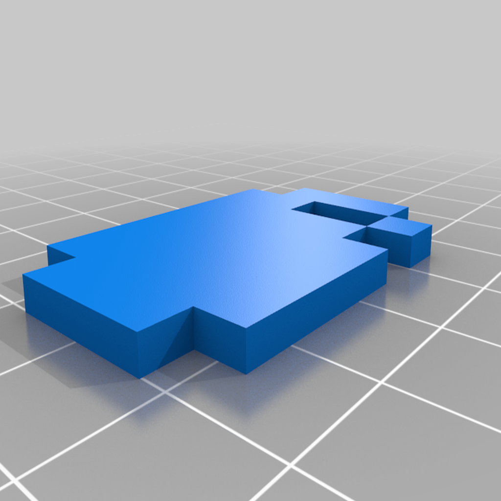 Mario_Mushroom_white.png Download free STL file Mario Mushroom • Template to 3D print, countingendlessrepetition