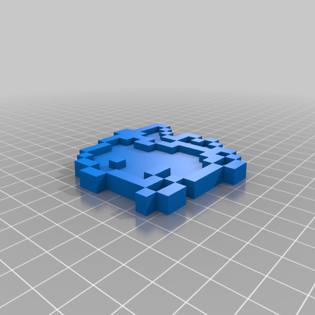 Pokemon_yellow_pikachu_Base.png Download free STL file Pikachu • Design to 3D print, countingendlessrepetition
