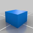 Download free STL file Undermine Canary • 3D printable template, countingendlessrepetition
