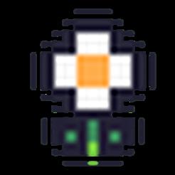 Flower.png Download free STL file Forager Flower • 3D print design, countingendlessrepetition