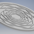 Download free STL file Coaster/Coasters • Model to 3D print, ricgtena