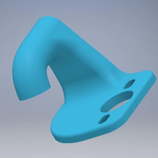 SOPORTE POLEA EXTRUSOR V2.1.JPG Télécharger fichier STL gratuit GUIDE DU FILAMENT Ender 3 • Plan pour impression 3D, ricgtena