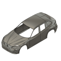Download 3D printer files BMW X1 2012 Model Ready to print, surajgagnani