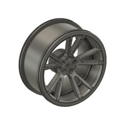 Download 3D printer files STL Files ready for 12mm hex 1.9inch wheels, surajgagnani