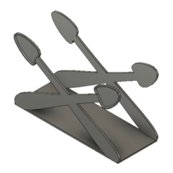 Descargar modelo 3D gratis soporte de pañuelos, surajgagnani