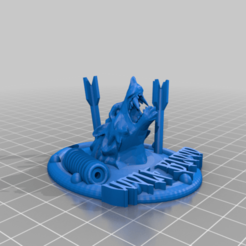 Wolf_Blood_2.png Download free STL file Wolf Blood Insignia for the Wolf Blood Guild on Forge of Empires [US10 Korch] • 3D printer model, KaerRune