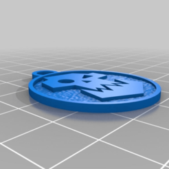 17a78c81f7cc970963bfeed7caeed1bc.png Download free STL file Ork Keychain • Model to 3D print, KaerRune