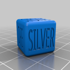 DwarvenDice1.png Download free STL file DWARVEN Name and Clan Generating D6 Dice for Dungeons & Dragons, Warhammer and any other Table Top game • 3D printer object, KaerRune