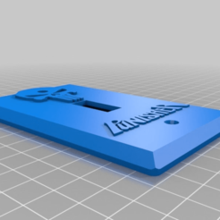 d6a350783cb14dbd219362ef47a39381.png Download free STL file The Punisher Insignia Logo Light Switch Plate • 3D printable object, KaerRune