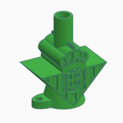 Download 3D printer templates Real Betis Balompie Mouthpiece, kiko_design7